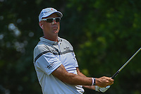 Stewart Cink (USA) watches his tee shot on 9 during round 4 of the Fort Worth Invitational, The Colonial, at Fort Worth, Texas, USA. 5/27/2018.<br /> Picture: Golffile | Ken Murray<br /> <br /> All photo usage must carry mandatory copyright credit (© Golffile | Ken Murray)