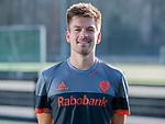 UTRECHT - Thierry Brinkman,  , away shirt speler Nederlands Hockey Team heren. COPYRIGHT KOEN SUYK