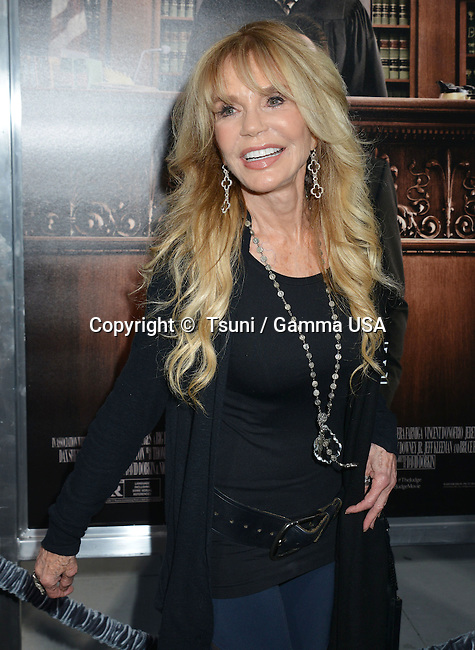 Dyan Cannon 102 at The Judges Premiere at the Academy Of Motion Pictures Arts and Science in Los Angeles.