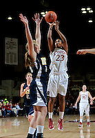 Stanford, Ca-Wednesday, Nov. 2, 2011: The Stanford Cardinal defeated UCSD 106 to 56 at Maples Pavilion.