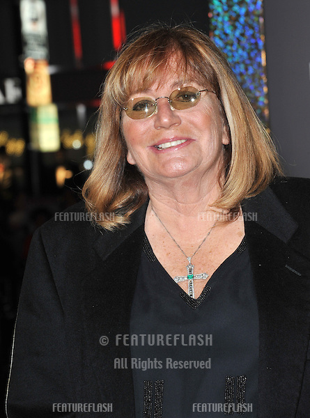 "Penny Marshall at the world premiere of ""New Year's Eve"" at Grauman's Chinese Theatre, Hollywood..December 5, 2011  Los Angeles, CA.Picture: Paul Smith / Featureflash"