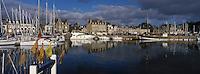Europe/France/Bretagne/22/Cotes d'Armor/Côtes d'Armor/Paimpol : Le port