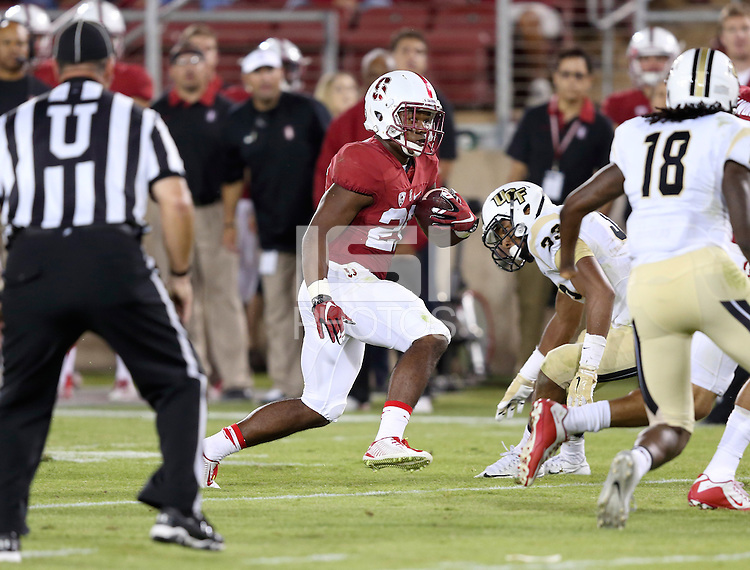 Stanford, CA; Saturday September 12, 2015; Football, Stanford vs UCF.