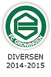 DIVERSEN 2014 - 2015