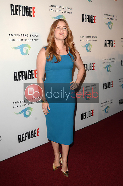 Amy Adams<br /> at the Annenberg Space for Photography presents REFUGEE, Annenberg Space for Photography. Century City, CA 04-21-16<br /> David Edwards/Dailyceleb.com 818-249-4998