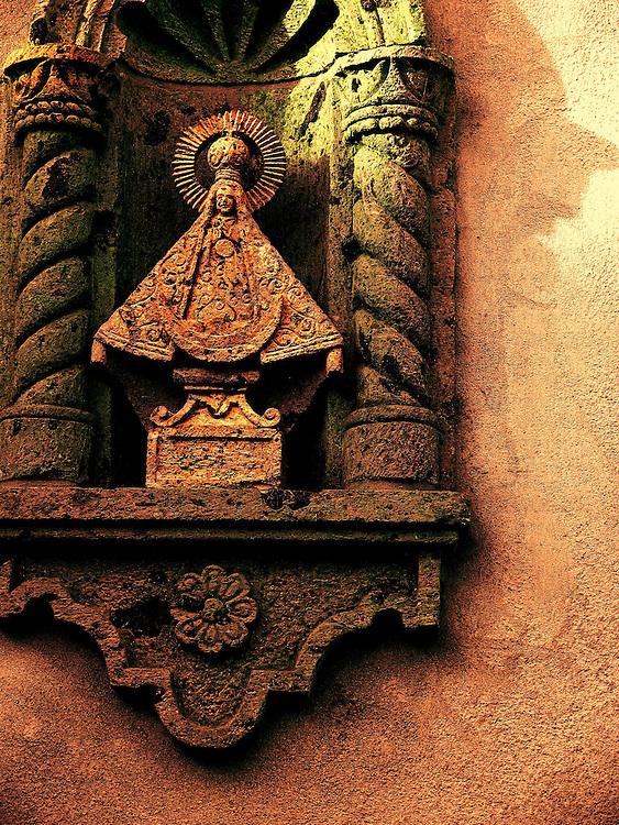 A religious ornament