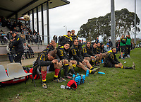 Action from the Mitre 10 Cup preseason rugby match between the Wellington Lions and Manawatu Turbos at Otaki Domain in Otaki, New Zealand on Sunday, 6 August 2017. Photo: Dave Lintott / lintottphoto.co.nz
