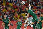 Independiente Santa Fe igualó como local 0-0 ante La Equidad. Fecha 17 Liga Águila II-2017.