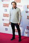 "Alex Guerra Ruiz attends to the premiere of the spanish film ""Toro"" at Kinepolis Cinemas in Madrid. April 20, 2016. (ALTERPHOTOS/Borja B.Hojas)"