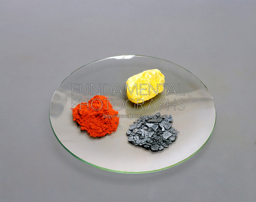 NON-METALLIC ELEMENTS<br />
