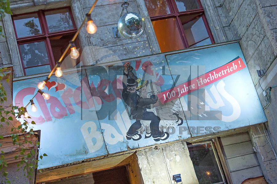 BERLIN, ALEMANHA, 20.07.2017 - KATE-WILLIAM - O principe William e a duquesa de Catherine em Claerchens Ballhaus em Berlin capital da Alemanha nesta quinta-feira, 20. (Foto: Georg Wenzel/Brazil Photo Press)