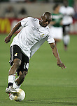 1 March 2006: Ghana's Elvis Hammond. The National Team of Mexico defeated the National Team of Ghana 1-0 at Pizza Hut Park in Frisco, Texas in an International Friendly soccer match.