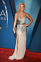 08 November 2017 - Nashville, Tennessee - Caroline Boyer. 51st Annual CMA Awards, Country Music's Biggest Night, held at Music City Center. <br /> CAP/ADM/LF<br /> &copy;LF/ADM/Capital Pictures