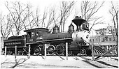 D&amp;RGW locomotive #168 on display.<br /> D&amp;RGW  Colorado Springs, CO