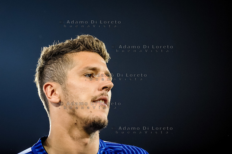 Stevan Jovetic (Inter) during the Italian Serie A football match Pescara vs SSC Inter on September 11, 2016, in Pescara, Italy. Photo by Adamo DI LORETO