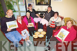 ARTS AND CRAFTS: Some of those who will be displaying their wares at the forthcoming Ballyduff Arts and Crafts Fair on November 14th, l-r: Bob Scott, May Scott, Pam Browne, Breda Diggins, Mary Behan, Betty Guerin, Philomena Counihan.