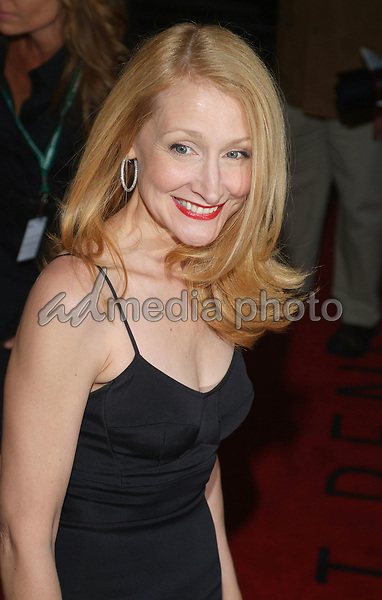 "10 September 2006 - Toronto, Ontario, Canada - Patricia Clarkson. ""All The Kings Men"" Press Premiere during the 2006 Toronto International Film Festival held at Roy Thomson Hall. Photo Credit: Brent Perniac/AdMedia"