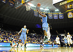 Tulane vs. LSU (Women's BBall 2012)