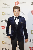 www.acepixs.com<br /> <br /> October 12 2017, London<br /> <br /> Oliver Cheshire arriving at the Virgin Holidays Attitude Awards 2017 at the Roundhouse on October 12 2017 in London.<br /> <br /> By Line: Famous/ACE Pictures<br /> <br /> <br /> ACE Pictures Inc<br /> Tel: 6467670430<br /> Email: info@acepixs.com<br /> www.acepixs.com