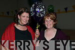 St Senan's NYE Party: Enjoying the NYE party held at St Senan's Clubhouse, Mountcoal, Listowel  were  Margaret Relihan, Knockreagh & Bernadette Galvin, Mountcoal.