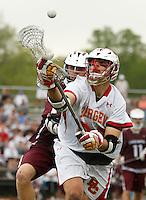 Ridgewood vs Bergen Catholic boys lacrosse, Bergen County Tournament  Final - 050915