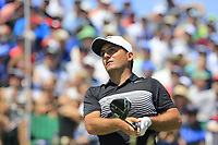 Francesco Molinari (ITA) tees off the 1st tee to start his match during Friday's Round 2 of the 117th U.S. Open Championship 2017 held at Erin Hills, Erin, Wisconsin, USA. 16th June 2017.<br /> Picture: Eoin Clarke | Golffile<br /> <br /> <br /> All photos usage must carry mandatory copyright credit (&copy; Golffile | Eoin Clarke)