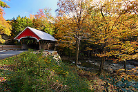 Flume Covered Bridge, NH