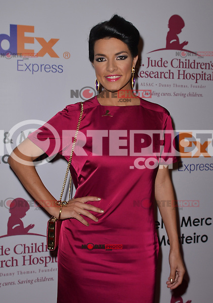 MIAMI, FL - MAY 19: Candela Ferro attends the St. Jude Angels & Stars Gala at JW Marriott on May 19, 2012 in Miami, Florida.  (photo by: MPI10/MediaPunch Inc.)