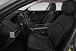 Front seat view of a 2020 Jaguar XE S 4 Door Sedan front seat car photos