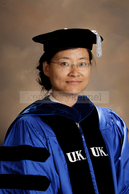 Lingshuang, Sun photographed during the October, 2012, Grad Salute in Lexington, Ky.