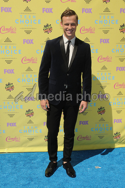 16 August 2015 - Los Angeles, California - Connor Weil. Teen Choice Awards 2015 - Arrivals held at the USC Galen Center. Photo Credit: Byron Purvis/AdMedia
