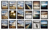 AUSTRALIA, Queensland, a montage of images from Noosa Heads