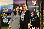 Golf Union Wales Awards 2014<br /> Kim &amp; Amy Boulden<br /> 07.01.15<br /> &copy;Steve Pope -SPORTINGWALES