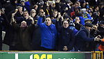 Millwall fans during the championship match at The Den Stadium, Millwall. Picture date 2nd December 2017. Picture credit should read: Robin Parker/Sportimage