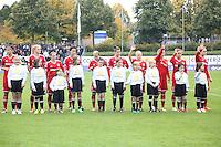 Bayern München begrüßt die Fans - 1. FFC Frankfurt vs. FC Bayern München