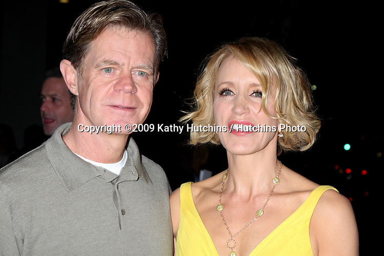 """William H. Macy & Felicity Huffman arriving at the Screening of """"Phoebe in Wonderland"""" at the Writer's Guild Theater in Beverly Hills, CA on.March 1, 2009.©2009 Kathy Hutchins / Hutchins Photo....                ."""