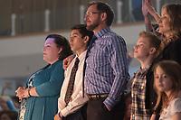 Josh Lucas, Chrissy Metz & Marcel Ruiz<br /> Breakthrough (2019) <br /> *Filmstill - Editorial Use Only*<br /> CAP/RFS<br /> Image supplied by Capital Pictures