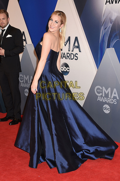 4 November 2015 - Nashville, Tennessee - Kellie Pickler. 49th CMA Awards, Country Music's Biggest Night, held at Bridgestone Arena. <br /> CAP/ADM/LF<br /> &copy;LF/ADM/Capital Pictures