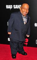 NEW YORK,NY November 015: Tony Cox attend the 'Bad Santa 2' New York premiere at AMC Loews Lincoln Square 13 theater on November 15, 2016 in New York City...@John Palmer / Media Punch
