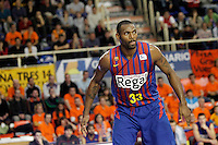 FC Barcelona Regal's Pete Mickeal during Liga Endesa ACB match.November 18,2012. (ALTERPHOTOS/Acero) NortePhoto