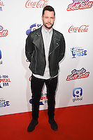 Callum Scott<br /> at the Jingle Bell Ball 2016, O2 Arena, Greenwich, London.<br /> <br /> <br /> ©Ash Knotek  D3208  03/12/2016