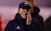Tony Pulis, manager of Middlesbrough during the Sky Bet Championship match between Birmingham City and Middlesbrough at St Andrews, Birmingham, England on 6 March 2018. Photo by Bradley Collyer / PRiME Media Images.