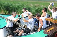 ZEILEN: FRYSLAN: 2014, SKS Skûtsjesilen, Sintrale Kommisje Skûtsjesilen, ©foto Martin de Jong