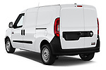 Car pictures of rear three quarter view of 2019 Ram Promaster-City Tradesman 5 Door Car Van Angular Rear