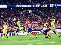 2019.08.18 La Liga Atletico de Madrid VS Getafe CF