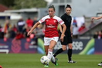 Louise Quinn of Arsenal Women during Arsenal Women vs Manchester City Women, FA Women's Super League Football at Meadow Park on 11th May 2019