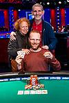 Champion Adam Friedman with mom & dad