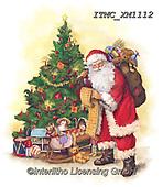 Marcello, CHRISTMAS SANTA, SNOWMAN, WEIHNACHTSMÄNNER, SCHNEEMÄNNER, PAPÁ NOEL, MUÑECOS DE NIEVE, paintings+++++,ITMCXM1112,#x#