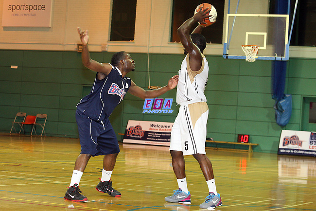 HEMEL STORM v ESSEX LEOPARDS<br /> NATIONAL TROPHY SATURDAY 20TH OCT 2012