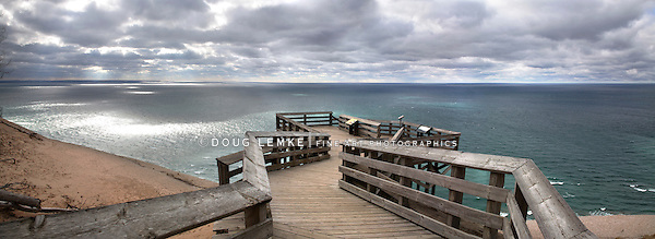 Lake Michigan Overlook, Sleeping Bear Sand Dunes, Michigan